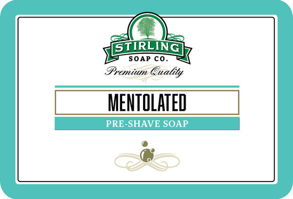 Stirling Mentholated Pre-Shave Soap