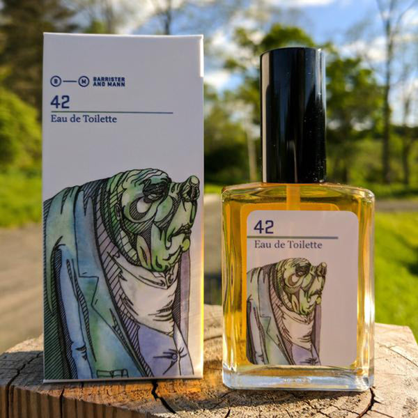 Barrister and Mann 42 Eau de Toilette, 30 ml