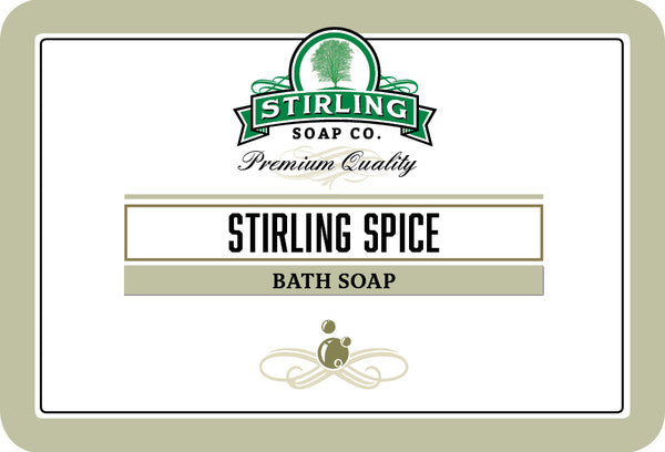 Stirling Spice Bath Soap