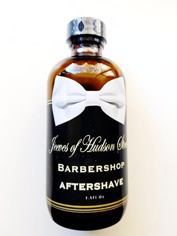 Jeeves of Hudson Barbershop Aftershave Splash