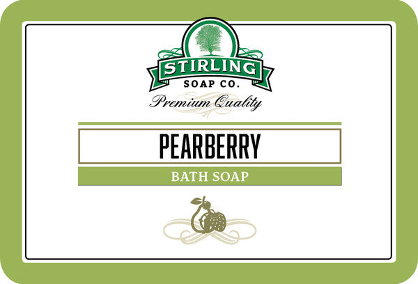 Stirling Pearberry Bath Soap