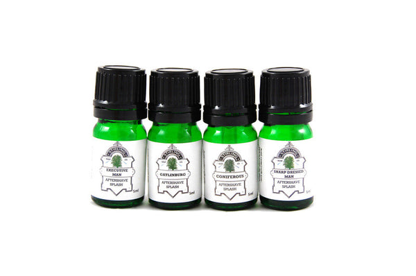 Stirling Aftershave Splash Samples