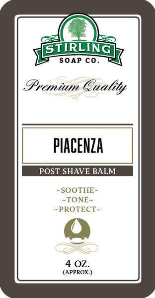 Stirling Piacenza Aftershave Balm