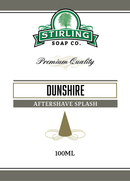 Stirling Dunshire Aftershave Splash
