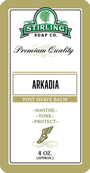 Stirling Arkadia Aftershave Balm