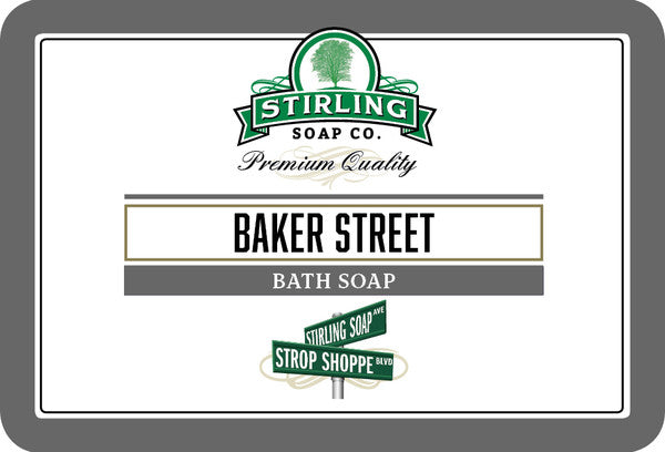 Stirling Baker Street Bath Soap