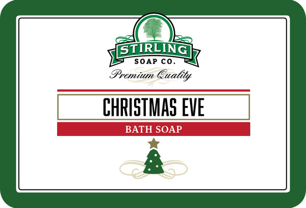 Stirling Christmas Eve Bath Soap