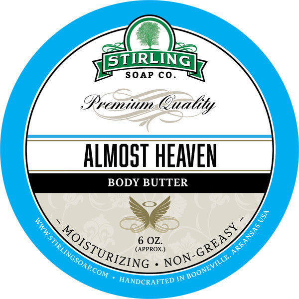 Stirling Soap Co. Almost Heaven Body Butter