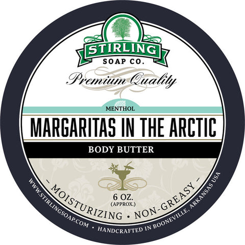 Stirling Soap Co. Margaritas in the Arctic Body Butter