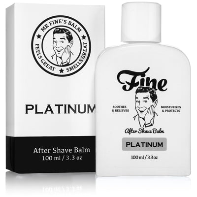 Fine Accoutrements Platinum Aftershave Balm
