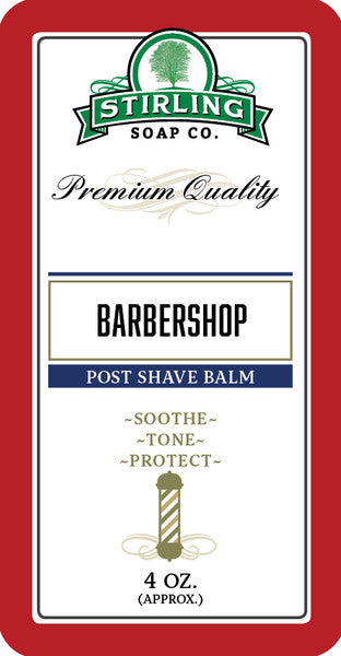 Stirling Barbershop Aftershave Balm