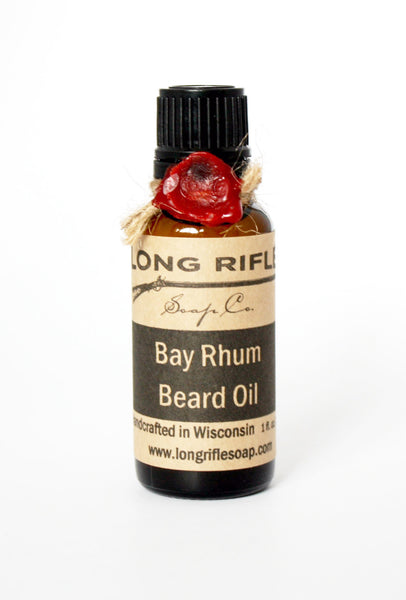 Long Rifle Bay Rhum Beard Oil