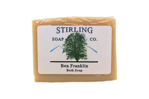 Stirling Ben Franklin Bath Soap