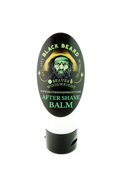 Black Ship Grooming Co. Black Beard Aftershave Balm