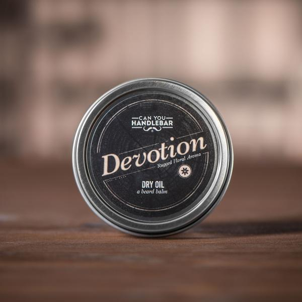 "Can You Handlebar ""Devotion"" Beard Balm"