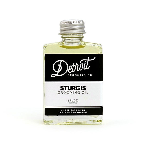 Detroit Grooming Co. Sturgis Beard Oil