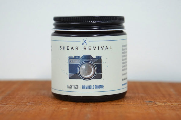 Shear Revival Easy Tiger Firm Hold Pomade