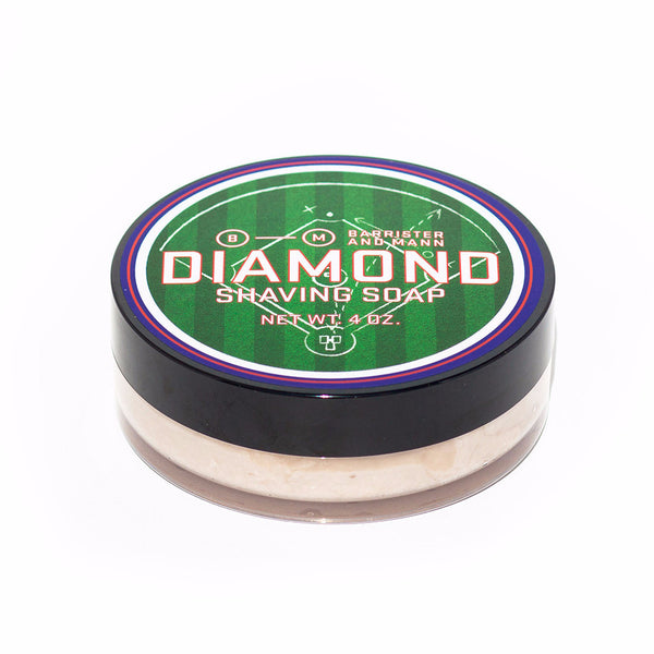 Barrister and Mann Diamond Glissant Shaving Soap