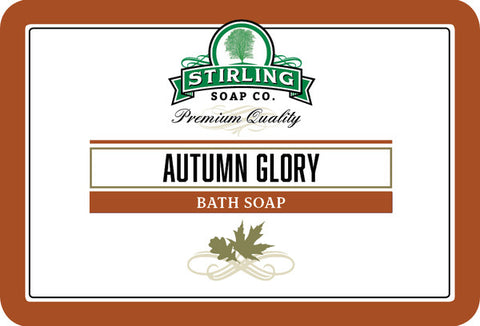 Stirling Autumn Glory Bath Soap