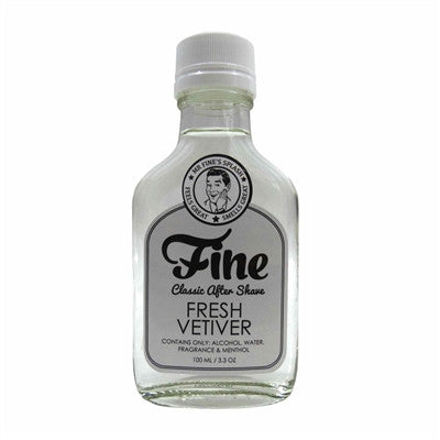 Fine Fresh Vetiver Aftershave Splash