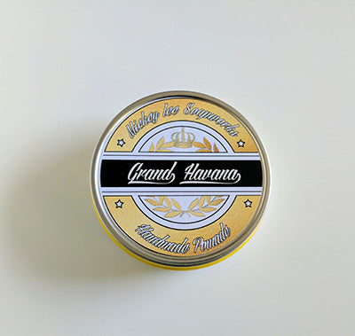 Mickey Lee Soapworks Grand Havana Water Based Pomade