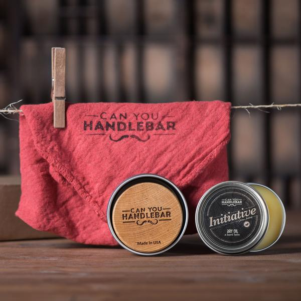"Can You Handlebar ""Initiative"" Beard Care Kit"