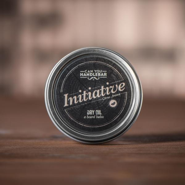 "Can You Handlebar ""Initiative"" Beard Balm"
