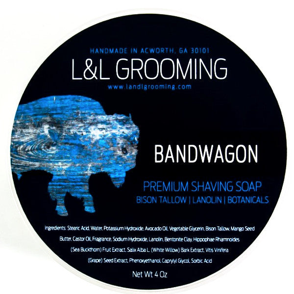 L&L Grooming Bandwagon- Premium Bison Tallow Base