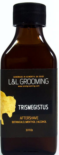 L&L Grooming Trismegistus Aftershave Splash