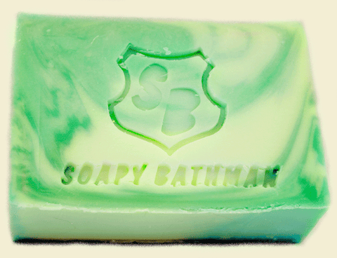 Soapy Bathman Irish Waterfalls Bar Soap