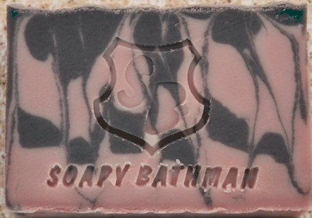 Soapy Bathman Your Perfect Man Bar Soap
