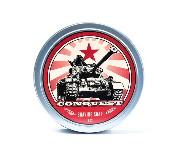 Dr. Jon's Conquest Vegan Shaving Soap Vol. 2