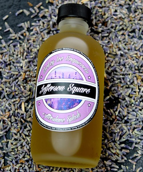 Mickey Lee Soapworks Jefferson Square Aftershave Splash
