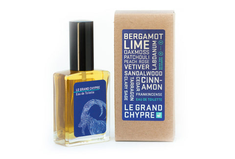 Barrister and Mann Le Grand Chypre Eau de Toilette, 30 ml