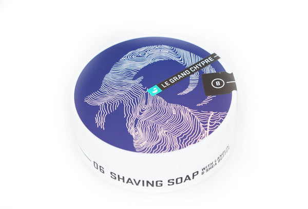Barrister and Mann Le Grand Chypre Glissant Shaving Soap