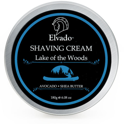 Elvado Lake of the Woods Classic Shaving Cream