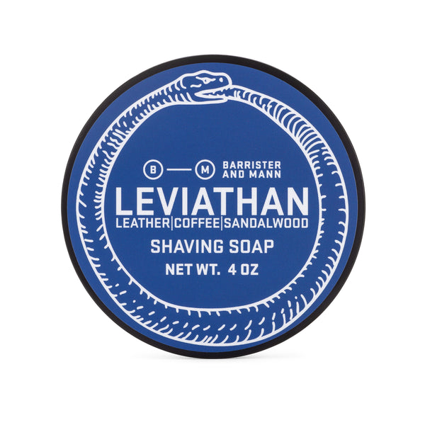 Barrister and Mann Leviathan Glissant Shaving Soap