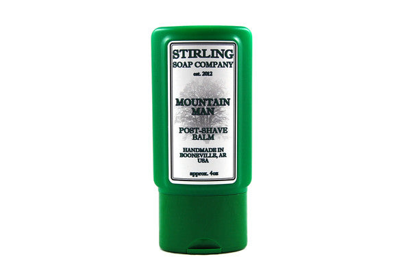 Stirling Mountain Man Aftershave Balm