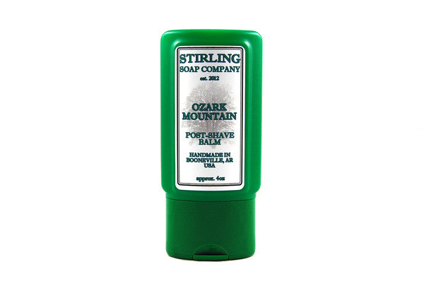 Stirling Ozark Mountain Aftershave Balm