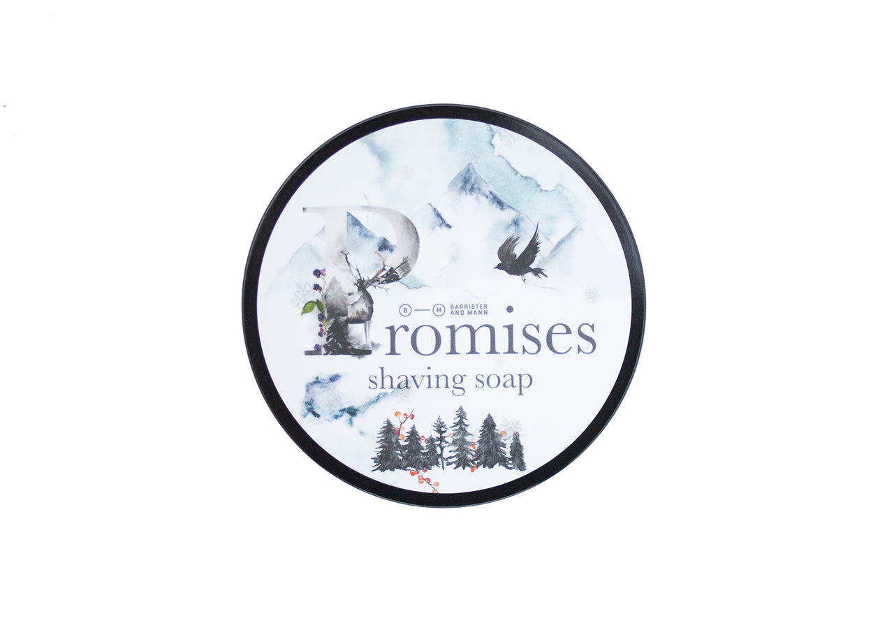 Barrister and Mann Promises Glissant Shaving Soap