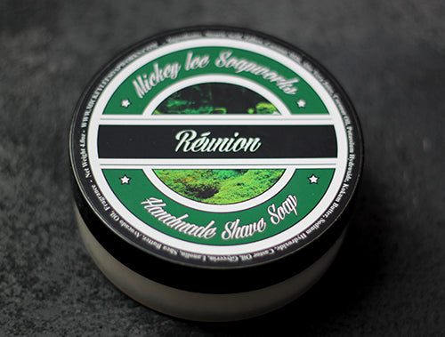 Mickey Lee Soapworks Reunion Shave Soap