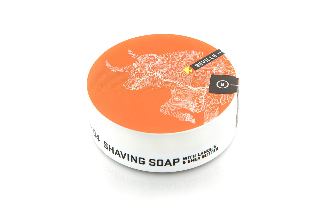 Barrister and Mann Seville Glissant Shaving Soap