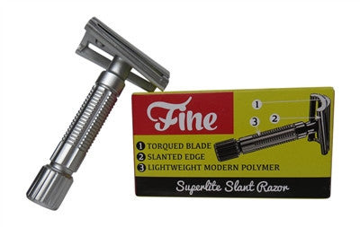 Fine Accoutrements Superlite Slant Razor
