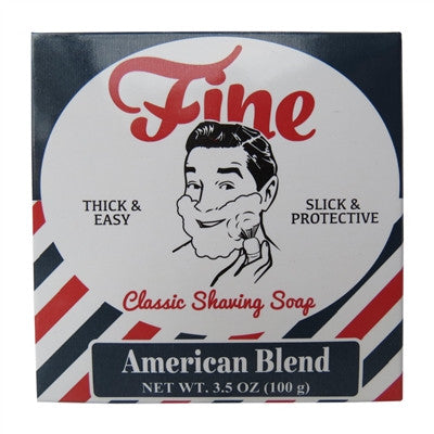 Fine Accoutrements American Blend Shaving Soap