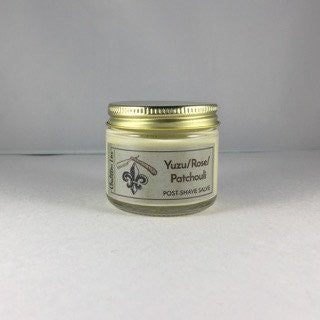 Chatillon Lux Yuzu/Rose/Patchouli Post-Shave Salve