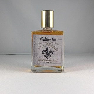 Chatillon Lux Yuzu/Rose/Patchouli Aftershave