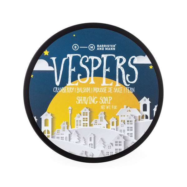 Barrister and Mann Vespers Shaving Soap