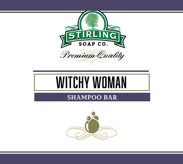 Stirling Witchy Woman Shampoo Bar