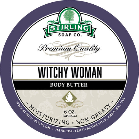 Stirling Soap Co. Witchy Woman Body Butter