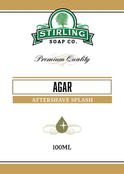 Stirling Agar Aftershave Splash